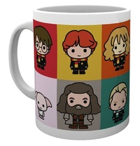 Harry Potter: Chibi Characters - Ceramic Mug (300ml)