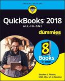 QuickBooks 2018 AIO For Dummies by Stephen L. Nelson