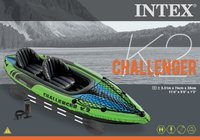 "Intex: Challenger K2 Kayak (With 86"" Aluminum Oars)"