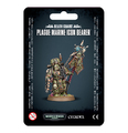Warhammer 40,000: Death Guard - Plague Marine Icon Bearer
