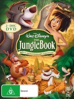Jungle Book, The (1967) - 40th Anniversary Edition (2 Disc Set) on DVD