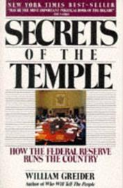 Secrets of the Temple by William Greider image