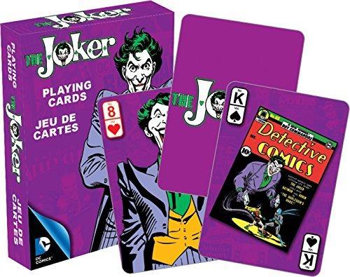 DC Comics - The Joker Retro Playing Cards