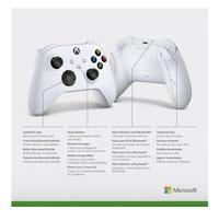 Xbox Wireless Controller - Robot White for Xbox Series X