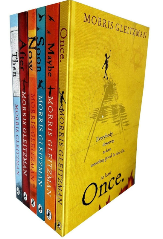 The Once Series - 6 Books Set Pack by Morris Gleitzman