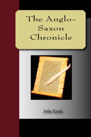 The Anglo-Saxon Chronicle by * Anonymous image