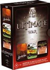 Ultimate War Collection on DVD