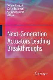 Next-Generation Actuators Leading Breakthroughs image