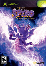 The Legend of Spyro: A New Beginning for Xbox