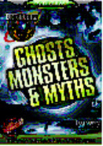 Discovery Myths and Monsters (Interactive DVD) on DVD