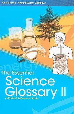 Essential Science Glossary 2 by Red Brick Learning image