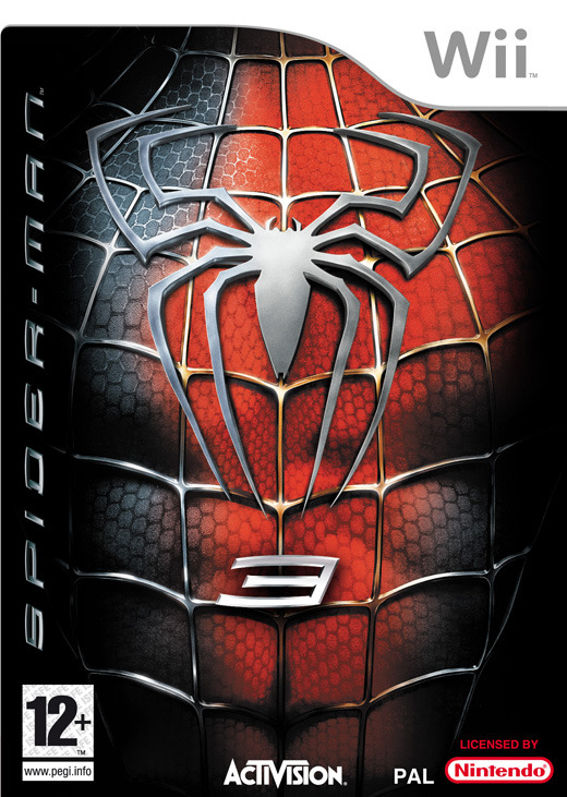 Spider-Man 3 for Nintendo Wii