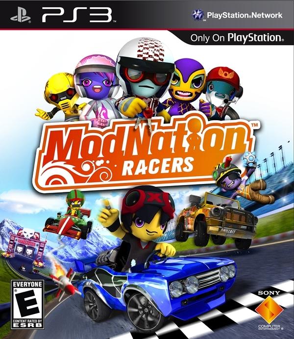 ModNation Racers (Platinum) for PS3