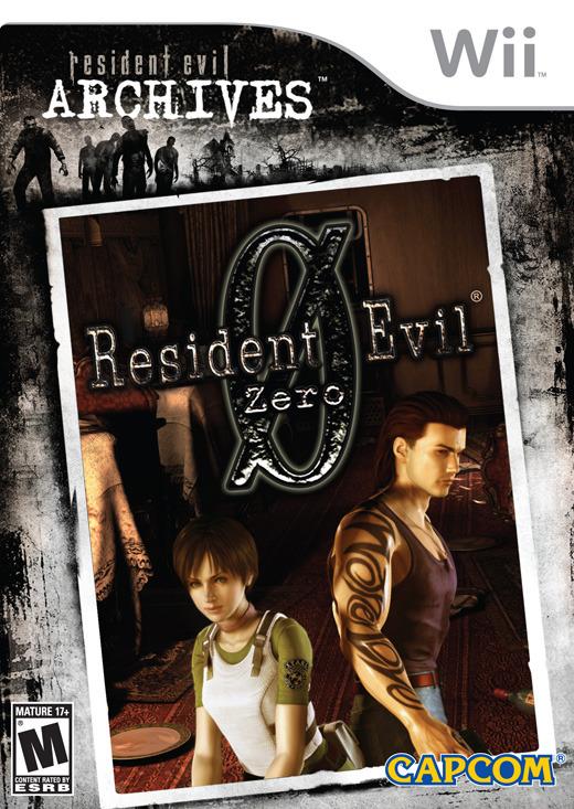 Resident Evil Archives: Resident Evil Zero for Wii