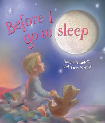 Picture Books: Before I Go to Sleep