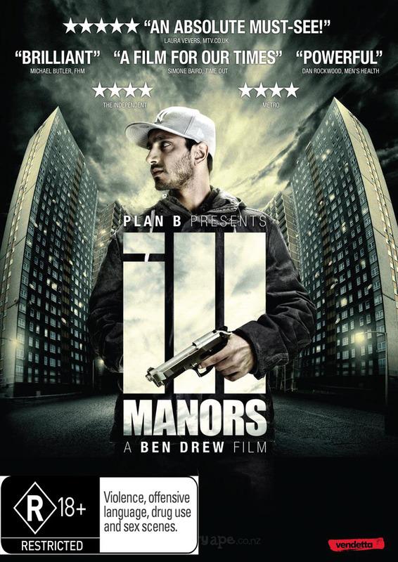 Ill Manors on DVD