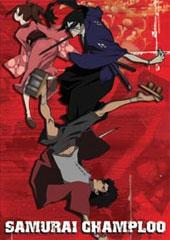 Samurai Champloo - Vol 1 on DVD