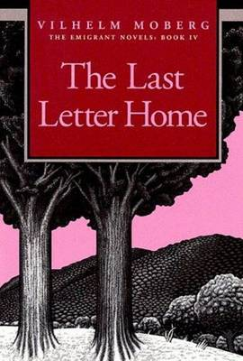 The Last Letter Home by Vilhelm Moberg image