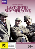 Last of the Summer Wine (Roy Clarke's) - Complete Series 11 & 12 (3 Disc Set) DVD