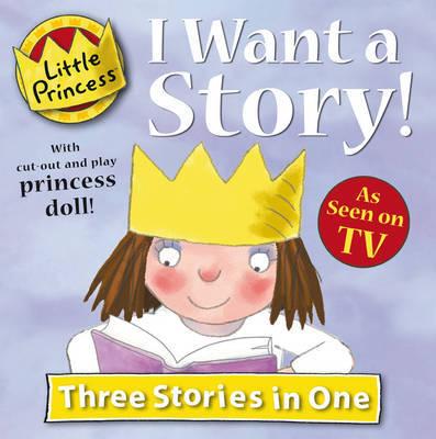 I Want a Story! by Tony Ross