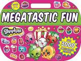 Shopkins: Megatastic Fun by Little Bee Books