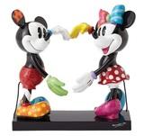 Romero Britto: Mickey & Minnie Figurine