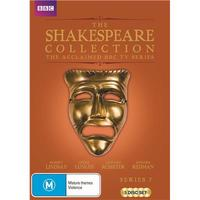 BBC Shakespeare Collection: Series 7 on DVD