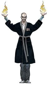 Suicide Squad - Taskforce X Hoodless Robe