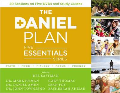 The Daniel Plan Essentials Church-Wide Campaign Kit by Rick Warren