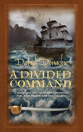 A Divided Command by David Donachie