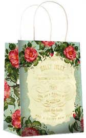 Papaya Vintage Christmas Christmas Gift Bag