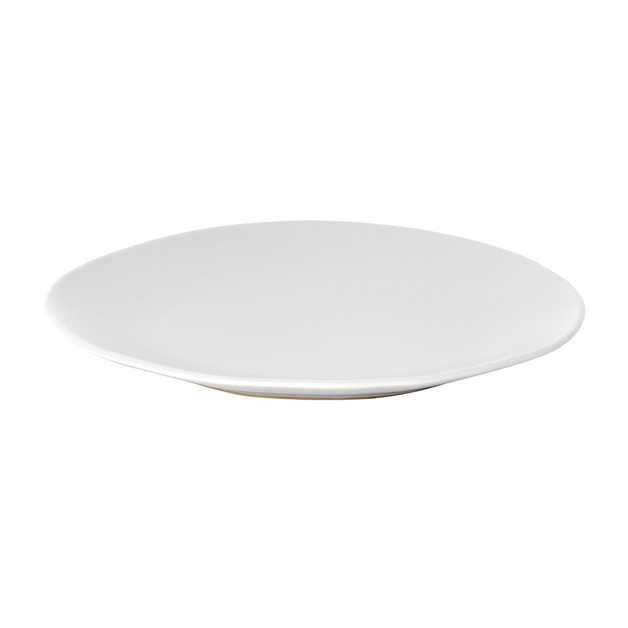 General Eclectic: Freya Dinner Plate - White
