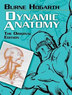 Dynamic Anatomy: The Original Edition by Burne Hogarth image