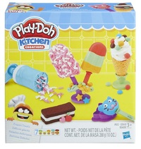 Play-Doh: Kitchen Creations - Frozen Treats Playset