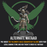 Guild Ball: Mataagi Retail Exclusive