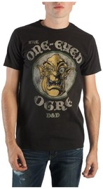Dungeons & Dragons: One Eyed Ogre - Men's T-Shirt (Medium)