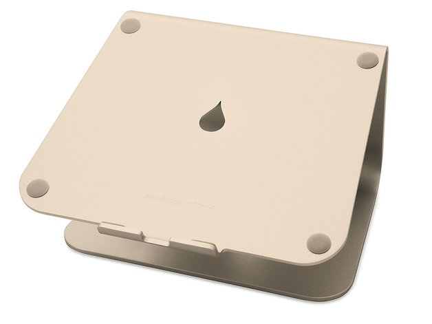 Rain Design mStand 360 Swivel Laptop Stand - Gold
