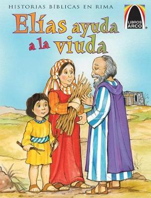 Elias Ayuda a la Viuda (Elijah Helps the Widow) by Cecilia Fau Fernandez