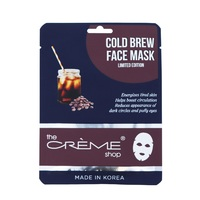 The Creme Shop Cold Brew Infused Face Mask