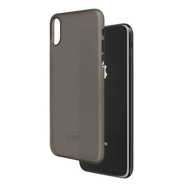 Kase Go Original iPhone X Slim Case- Black Sheep