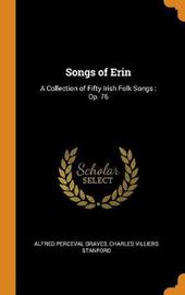 Songs of Erin by Alfred Perceval Graves