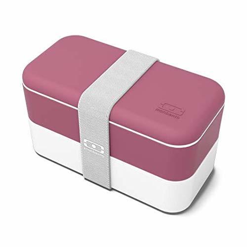 Monbento MB Original Bento Lunchbox - Blush