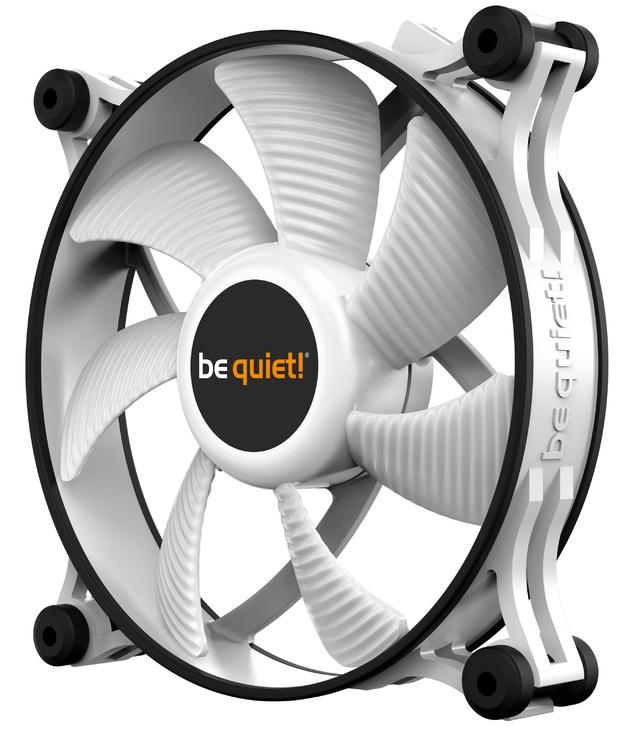 140mm be quiet! Shadow Wings 2 White Fan