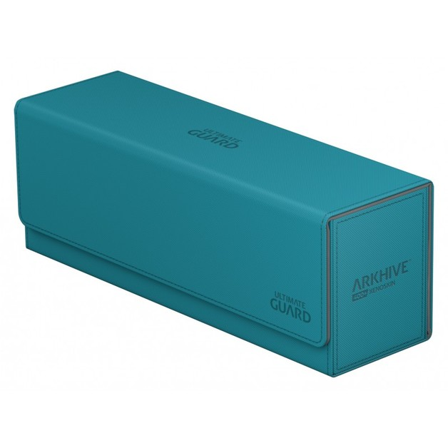 Ultimate Guard Arkhive 400+ XenoSkin Deck Case - Petrol Blue