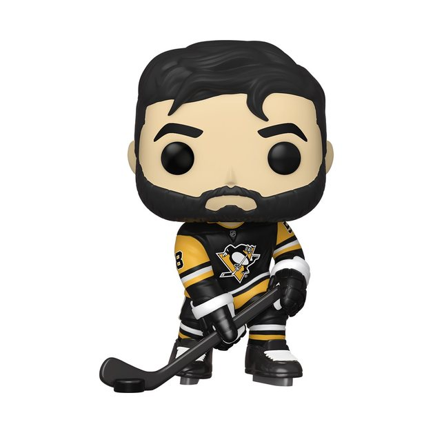 NHL: Penguins - Kris Letang Pop! Vinyl Figure