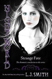 Strange Fate (Night World #10) by L.J. Smith image