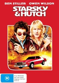Starsky & Hutch on DVD image