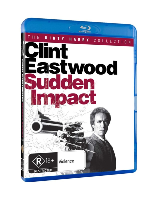 Sudden Impact: Deluxe Edition on Blu-ray