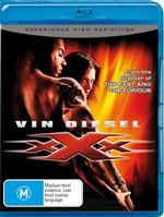 xXx on Blu-ray