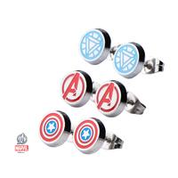 Marvel Avengers Earrings (3 Pack)